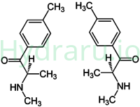 200px-(±)-Mephedrone_Enantiomers_Structural_Formulae.png