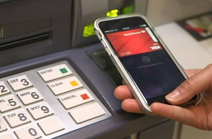 Hydra ATM with PayPass function we activate our phone and bring it to the reader.jpg